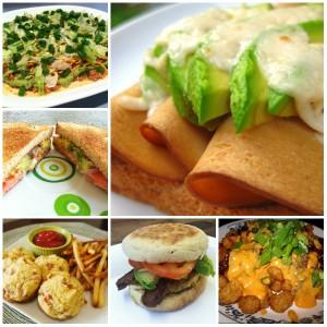 Egészséges receptek