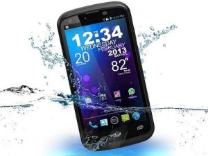 Dual sim mobiltelefon