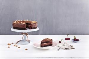 Csokis Kaland torta