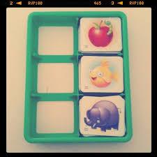 Memóriafejlesztő játék kicsiknek