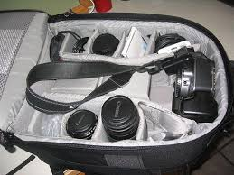 A fotós táska megvédi a felszerelést