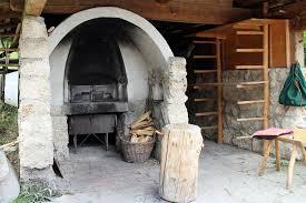 Kerti konyha építés