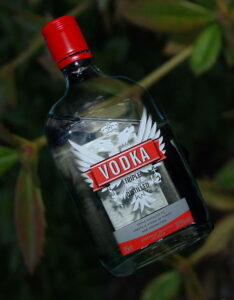 vodka ár
