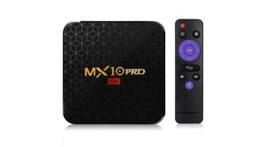 MX10 Pro 6K TV Box Android 9.0